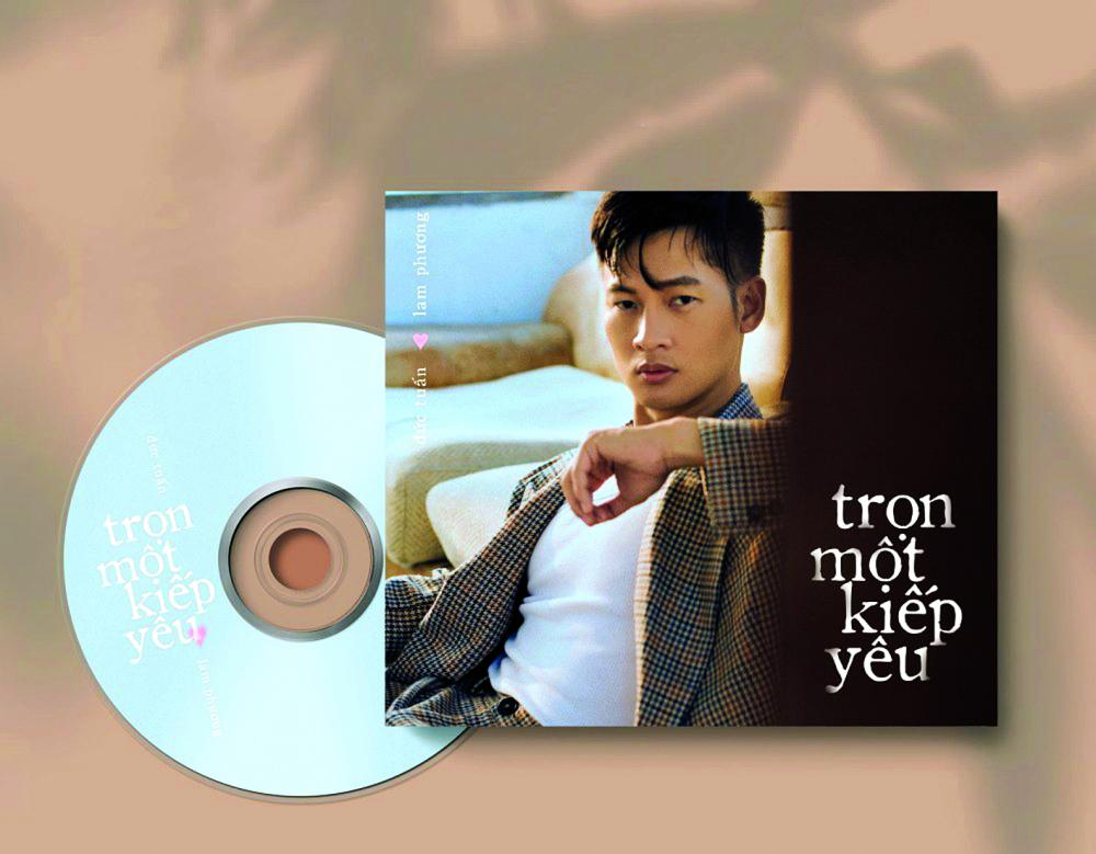 Trọn một kiếp yêu - album mới nhất của Đức Tuấn