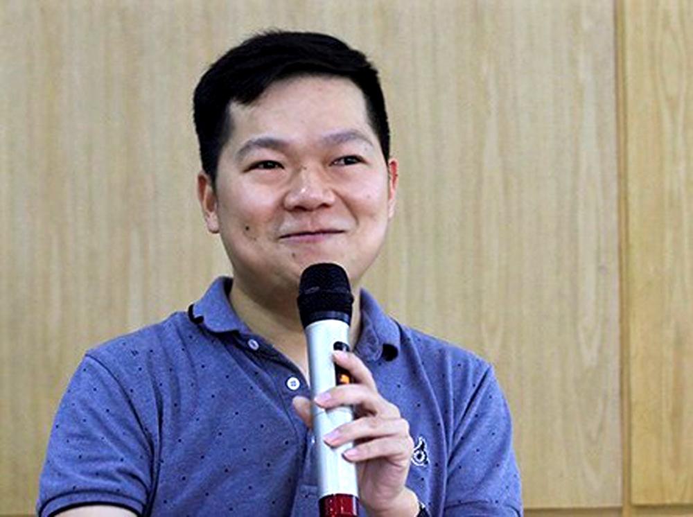 Chuyên gia giáo dục Nguyễn Chí Hiếu