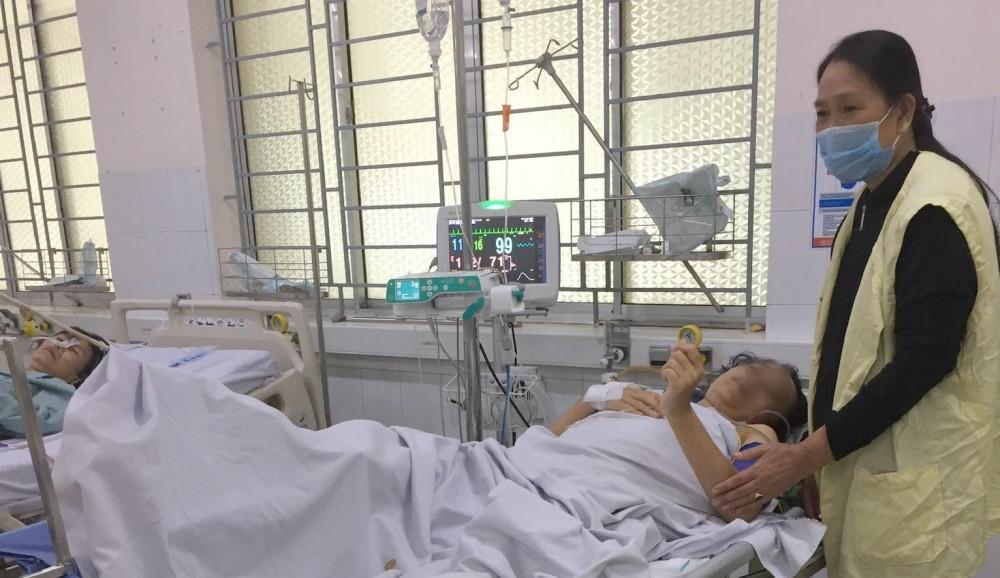Bệnh nhân đã hồi tỉnh sau ca mổ không truyền máu