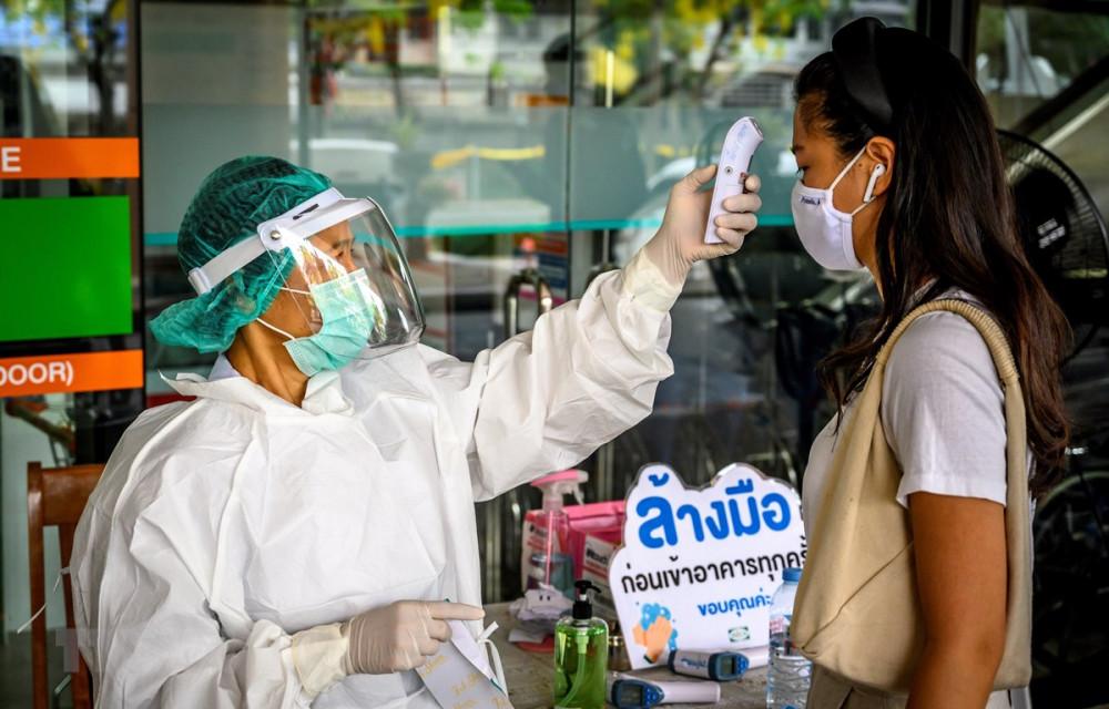 Trong 3 tháng qua, Thái Lan là một trong những quốc gia có sự nỗ lực kiểm soát dịch tốt nhất