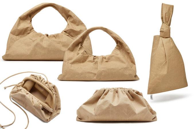 Nhà mốt cho biết theo đuổi thời trang bền vững với môi trường. Những chiếc túi có vẻ ngoài kỳ lạ này được bán với giá từ 1.200-2.310 USD (khoảng 27,6-53 triệu VNĐ).