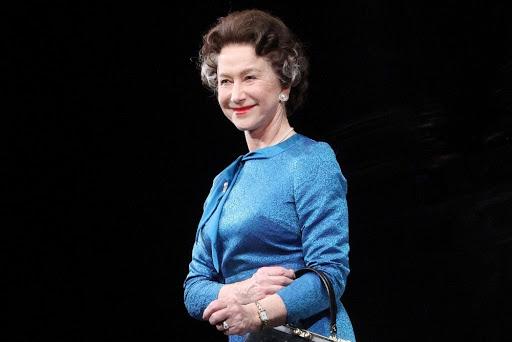 Helen Mirren khi hóa thân thành Nữ hoàng Elizabeth đệ nhị. Ảnh: Internet