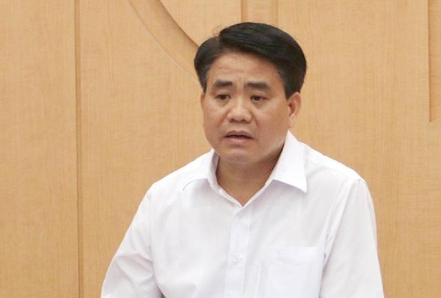 Ông Nguyễn Đức Chung có liên quan đến 3 vụ án.