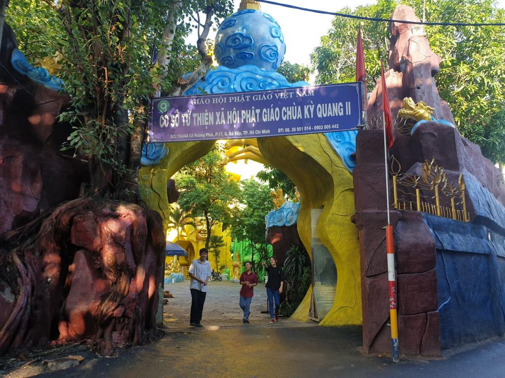 Ban Trị sự Giáo hội Phật giáo Việt Nam TPHCM thống nhất quyết định tạm ngưng chức vụ trụ trì chùa Kỳ Quang II đối với Hoà thượng Thích Thiện Chiếu