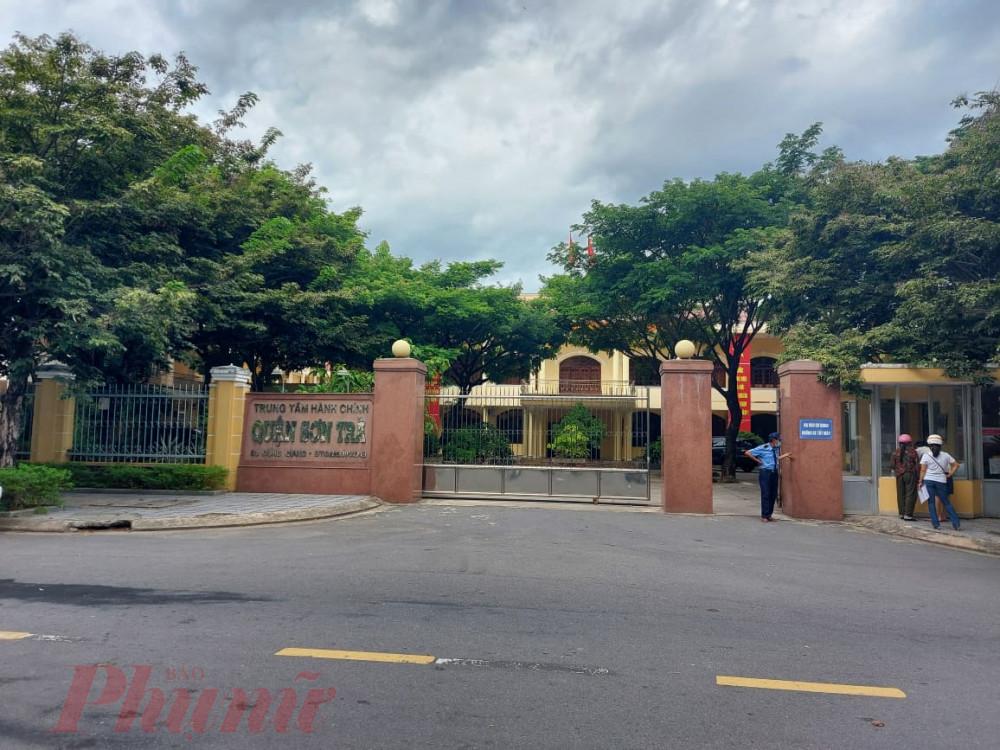 Sở TNMT Đà Nẵng đề nghị UBND Q.Sơn Trà phối hợp giải quyết cho khổ chủ của 22 sổ đỏ được xây nhà nếu có nhu cầu
