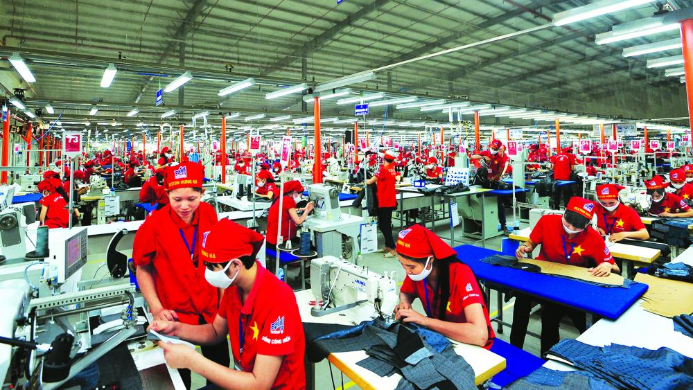 Tới 60% nguyên phụ liệu ngành dệt may, da giày phải nhập khẩu từ Trung Quốc