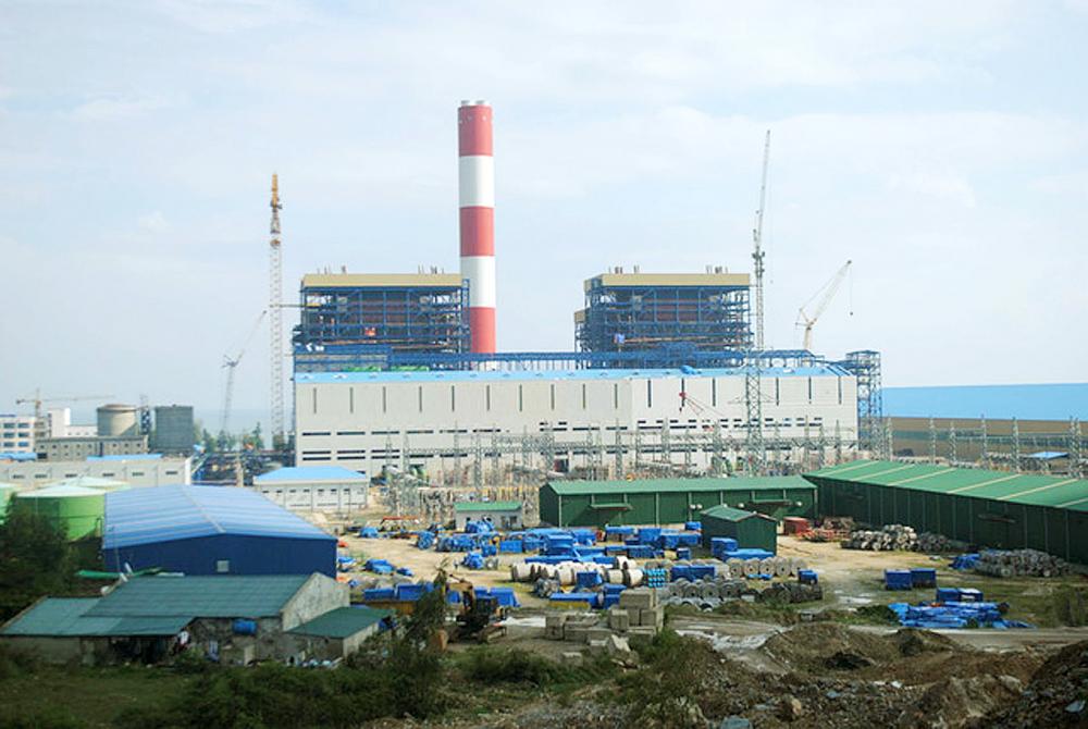 Các nhà thầu Trung Quốc tích cực tham gia góp vốn tại các dự án nhiệt điện tại Việt Nam