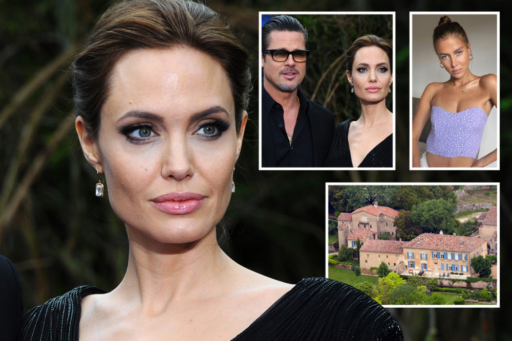 Angelina Jolie giận dữ khi Brad Pitt hẹn hò tình mới tại nơi cả hai từng tổ chức đám cưới vào năm 2014.