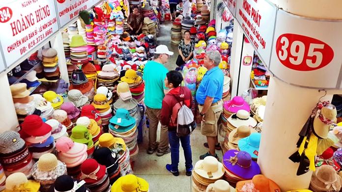 La cà chợ, với nhiều người là một cái thú