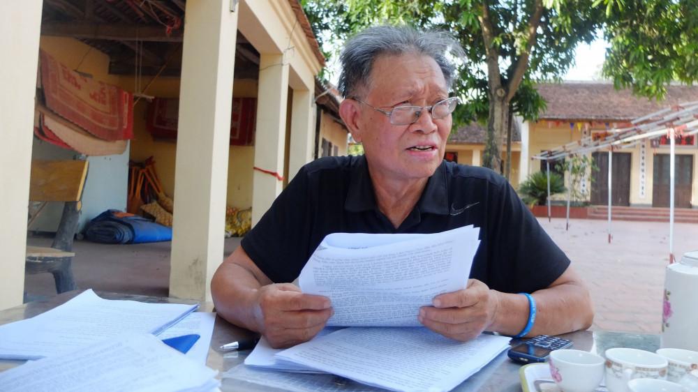 Ông Hoàng Văn Chấn