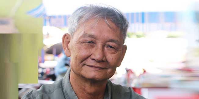 Nhà văn Văn Lê