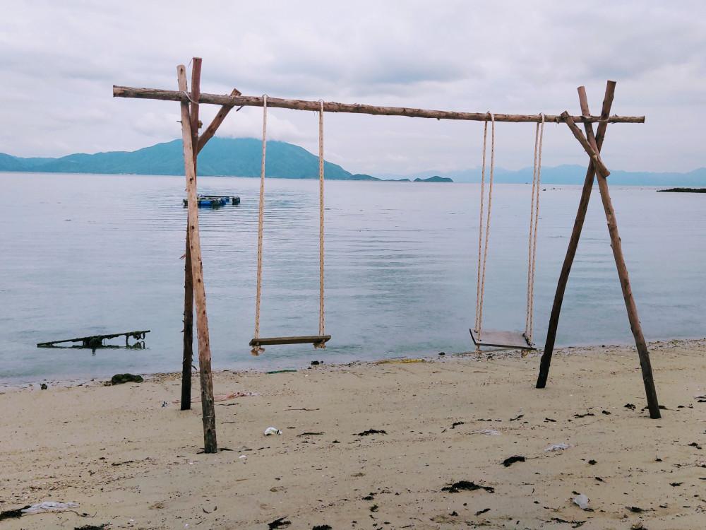Homestay trên đảo (nhà của ngư dân)