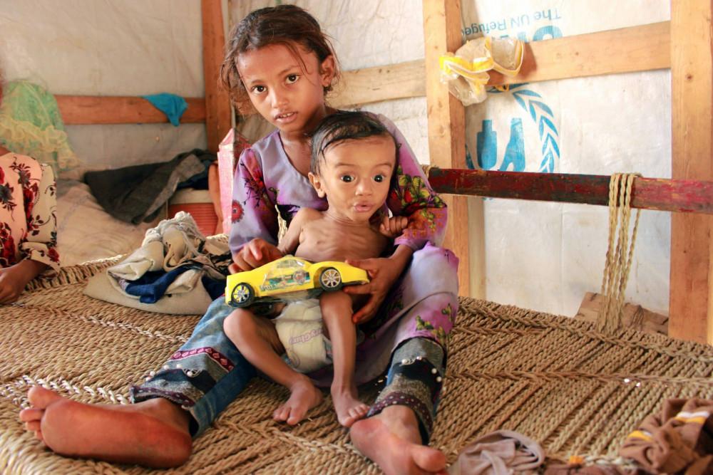 Những nạn đói đầu tiên sẽ sớm tấn công Yemen, Nam Sudan, đông bắc Nigeria và Công hòa Dân chủ Congo.