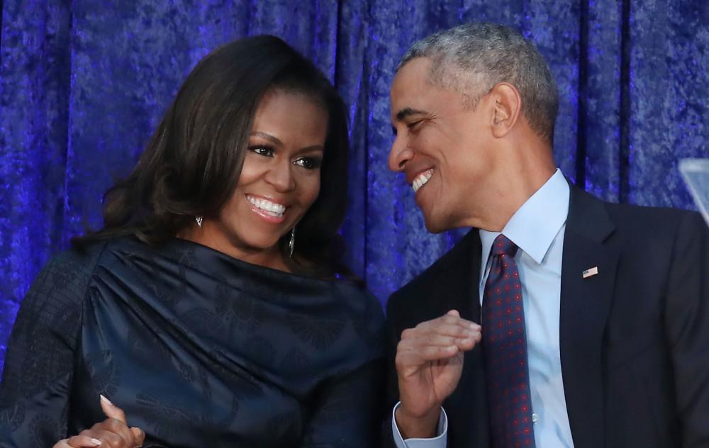 Để có được cuộc sống hôn nhân như hiện tại, vợ chồng Michelle Obama đã phải trải qua nhiều khó khăn.