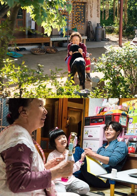 Diễn xuất biến hóa của Người bà quốc dân Na Moon Hee trong phim.
