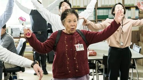 Bà Na Moon Hee nhận được vô số lời khen ngợi của khán giả.