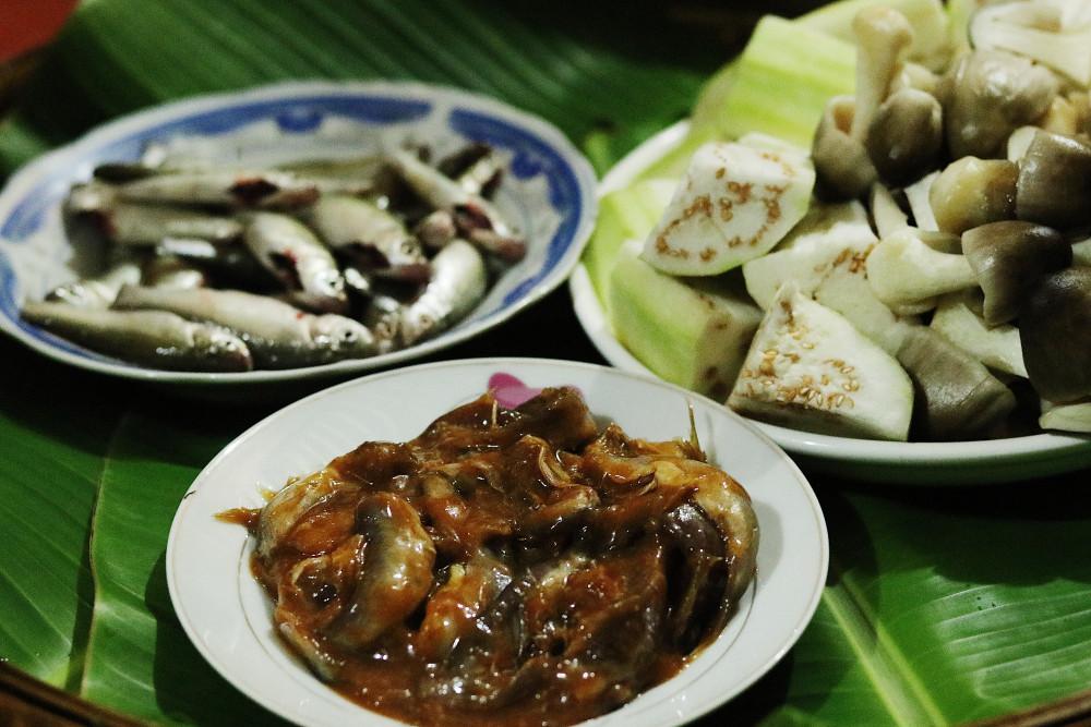 Việt Nam có nhiều món mắm và món ăn chế biết từ mắm