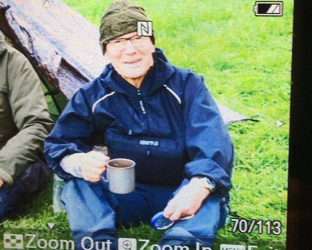 Cụ ông Harry Harvey 80 tuổi đã được tìm thấy sau 3 ngày bị lạc khi tham gia một chuyến đi bộ thể dục - Ảnh:  Swaledale Mountain Rescue Team