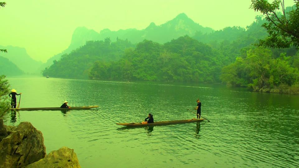 Những danh thắng đẹp của Việt Nam, hãy cứ gọi đích danh. Ảnh - T.Q