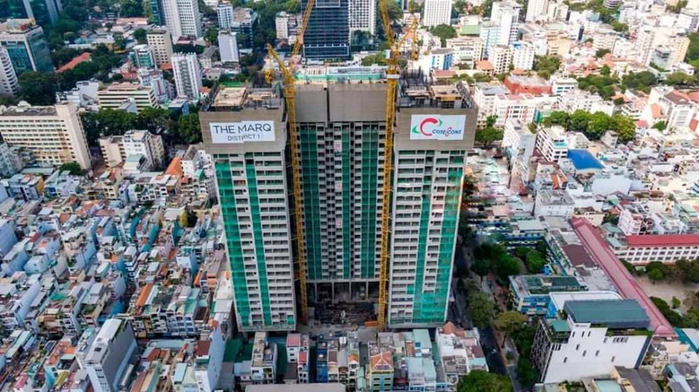 Hàng loạt chung cư sắp hoàn thiện cũng nằm trong danh sách kiểm tra chất lượng