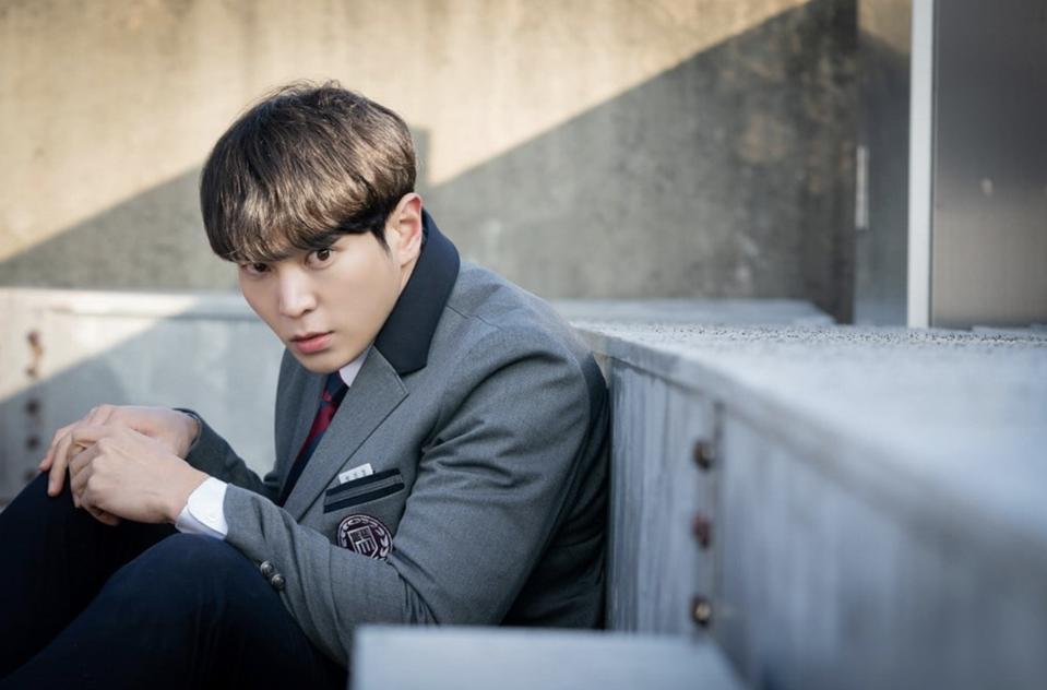 Ngay từ nhỏ, Jin Kyum đã mất