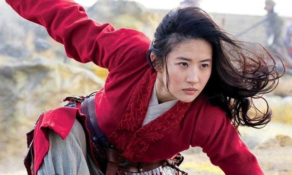 Diễn xuất của Lưu Diệc Phi bị chê khi đóng Hoa Mộc Lan.