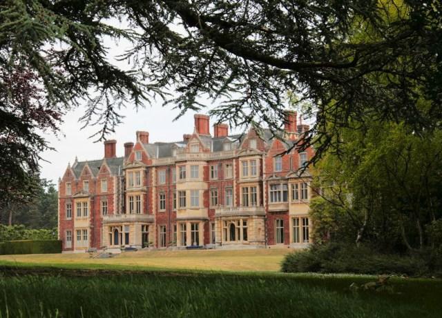 Sandringham Estate dưới góc nhìn của những tán cây cổ thụ