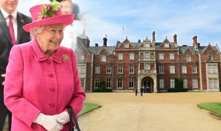 Nữ hoàng Elizabeth II dành 2 tháng mỗi năm sống tại Sandringham Estate