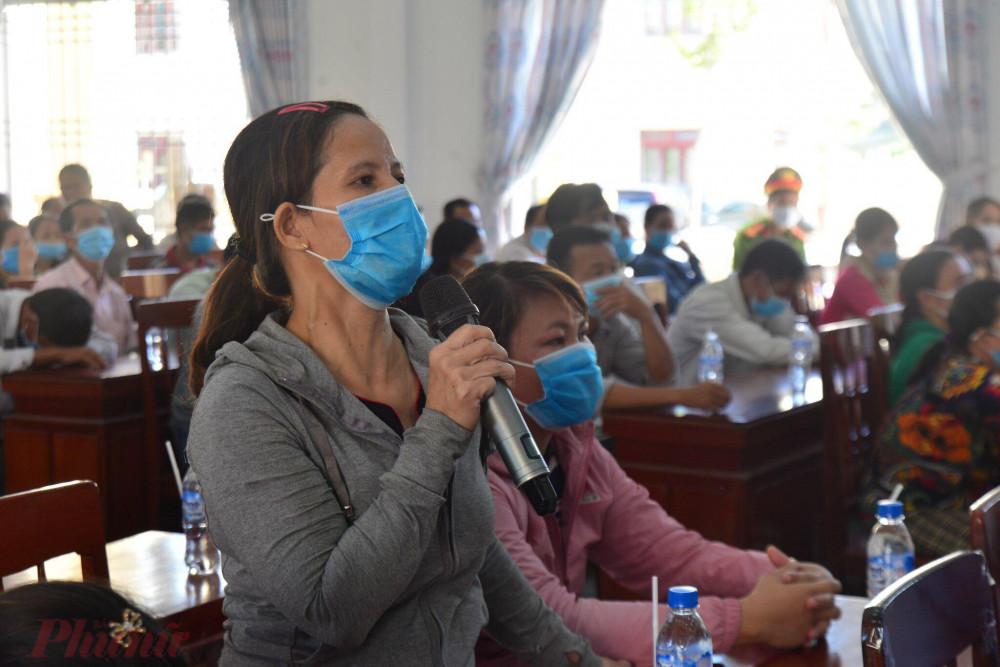 Người dân xung quanh nhà máy xử lý rác thải Nghĩa Kỳ đề nghị tỉnh Quảng Ngãi giải quyết các nguyện vọng