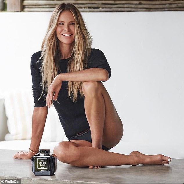 Siêu mẫu Elle Macpherson đã đưa ra một cái nhìn về chế độ chăm sóc sức khỏe của cô và tiết lộ cách đã biến đổi cơ thể của mình chỉ trong một tuần.
