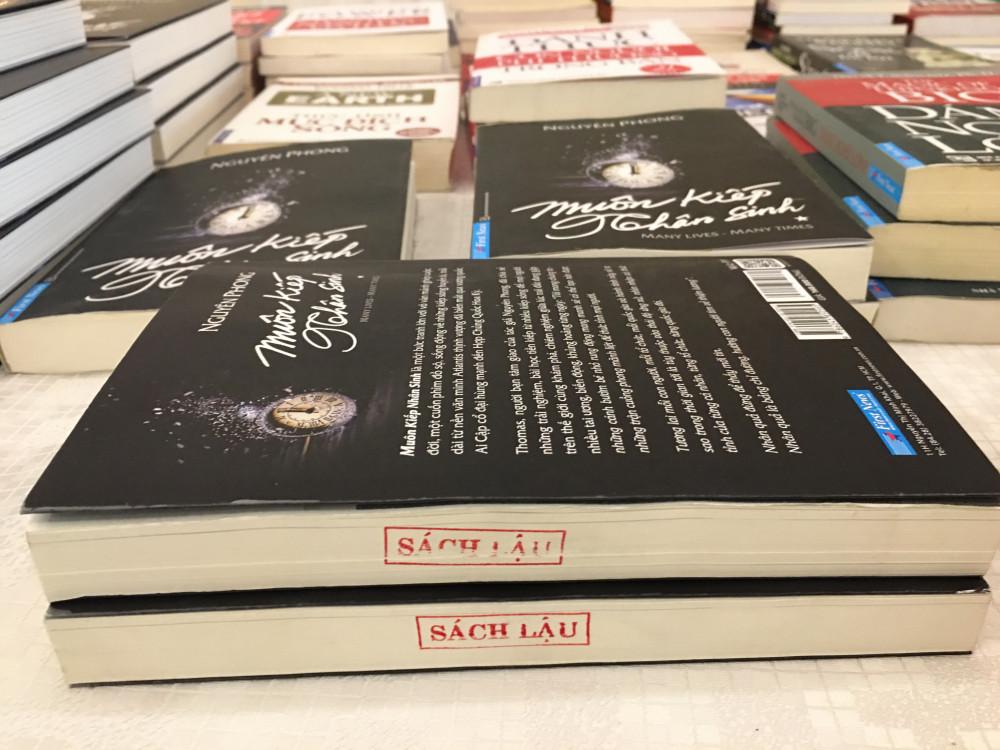 Nhiều đơn hàng Muôn kiếp nhân sinh đặt mua từ Lazada đều là sách giả