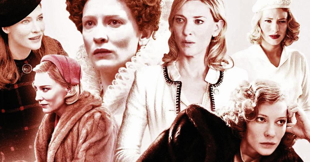 Bộ sưu tập các vai diễn để đời của Cate Blanchett