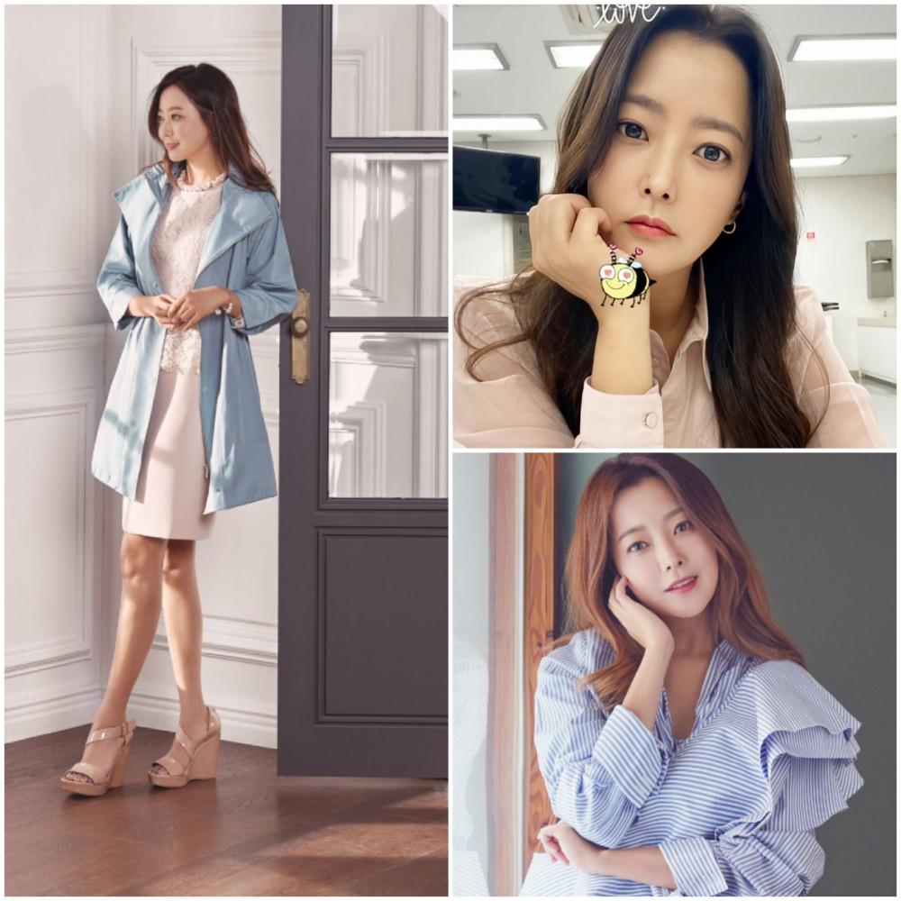 Nhan sắc trẻ trung của Kim Hee Sun dù đã bước sang tuổi 43.