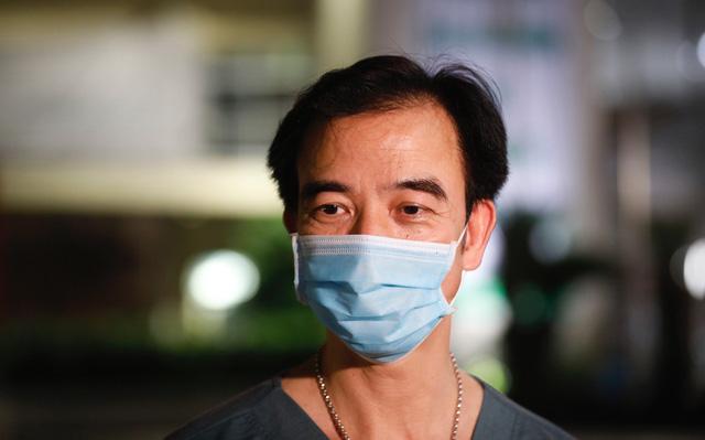 Giám đốc Bệnh viện Bạch Mai khẳng định hầu hết cán bộ nhân viên của Bệnh viện không hưởng lợi từ vụ việc bất chính này