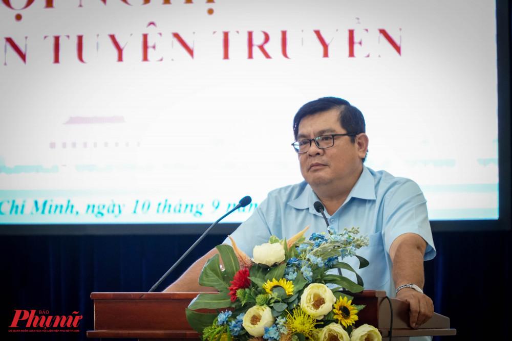 Ông Ngô Thanh Sơn – Phó Chủ tịch Ủy ban MTTQ Việt Nam Thành phố đặt kỳ vọng lan tỏa các tin tích cực, góp phần đấu tranh với các âm mưu chống phá của các thế lực thù địch, phản động, đấu tranh phản bác các quan điểm sai trái