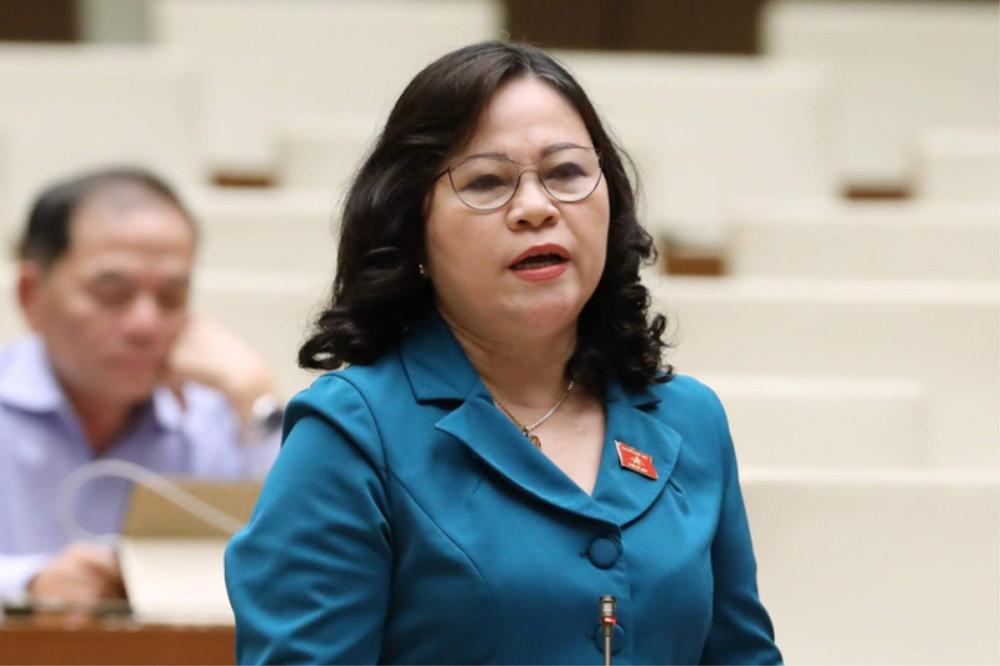 Bà Ngô Thị Minh - tân Thứ trưởng Bộ GD-ĐT
