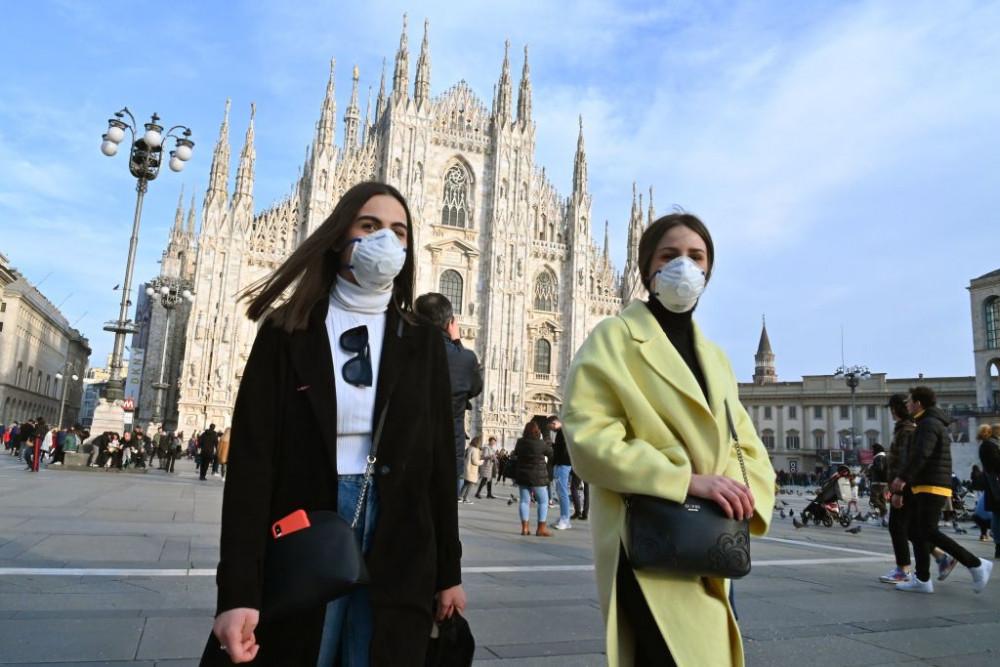 Châu Âu lo sợ làn sóng thứ hai của dịch COVID-19.