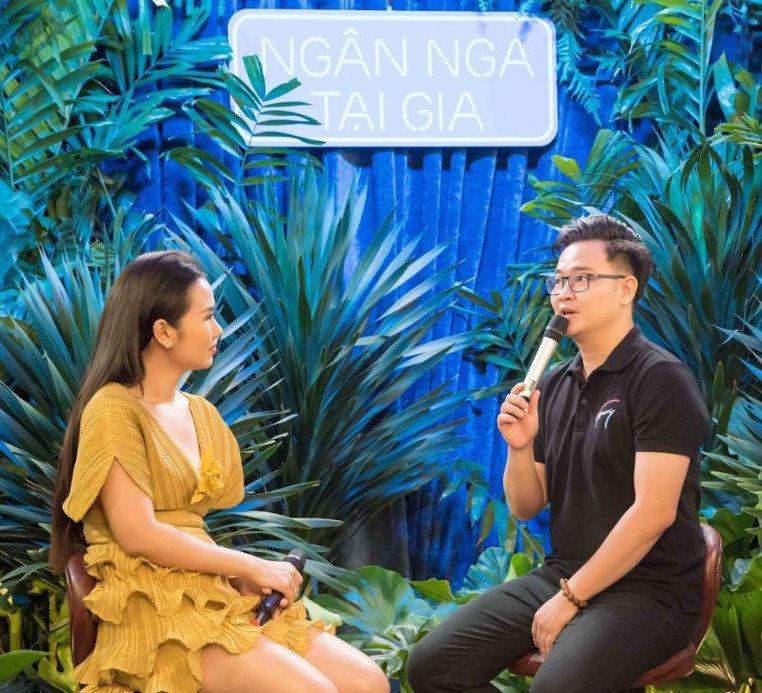 Nhạc sĩ Nguyễn Minh Cường chia sẻ về vấn đề tác quyền trong chương trình Ngân nga tại gia