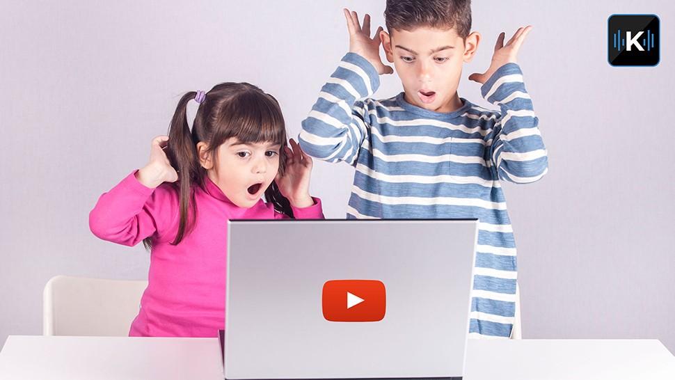 ouTube đang bị cáo buộc thu thập và bán dữ liệu cá nhân của trẻ em cho các nhà quảng cáo - Ảnh: komando