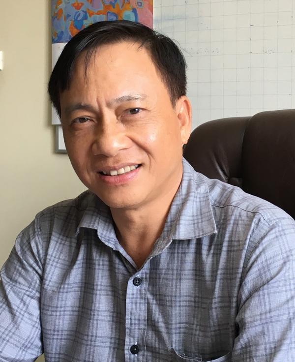 Bị can Trần Quốc Tuấn nguyên Giám đốc Ngân hàng nhà nước chi nhánh Đồng Nai