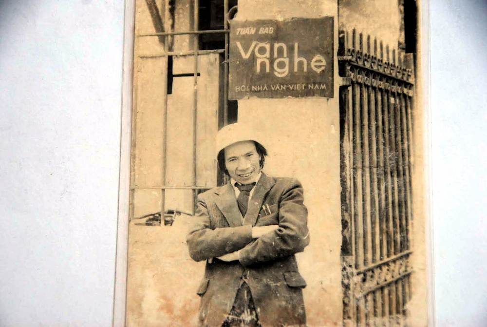 Nhà văn Phùng Gia Lộc (1939-1992)