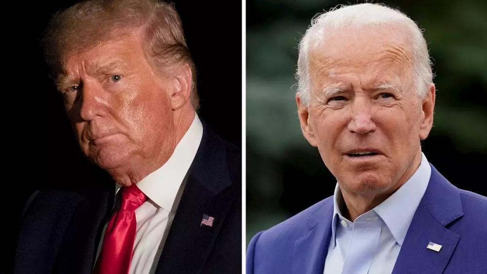 Ngày càng nhiều người Mỹ kỳ vọng vào ứng cử viên Dân chủ Joe Biden so với đương kim Tổng thống Donald Trump - Ảnh: Getty Images