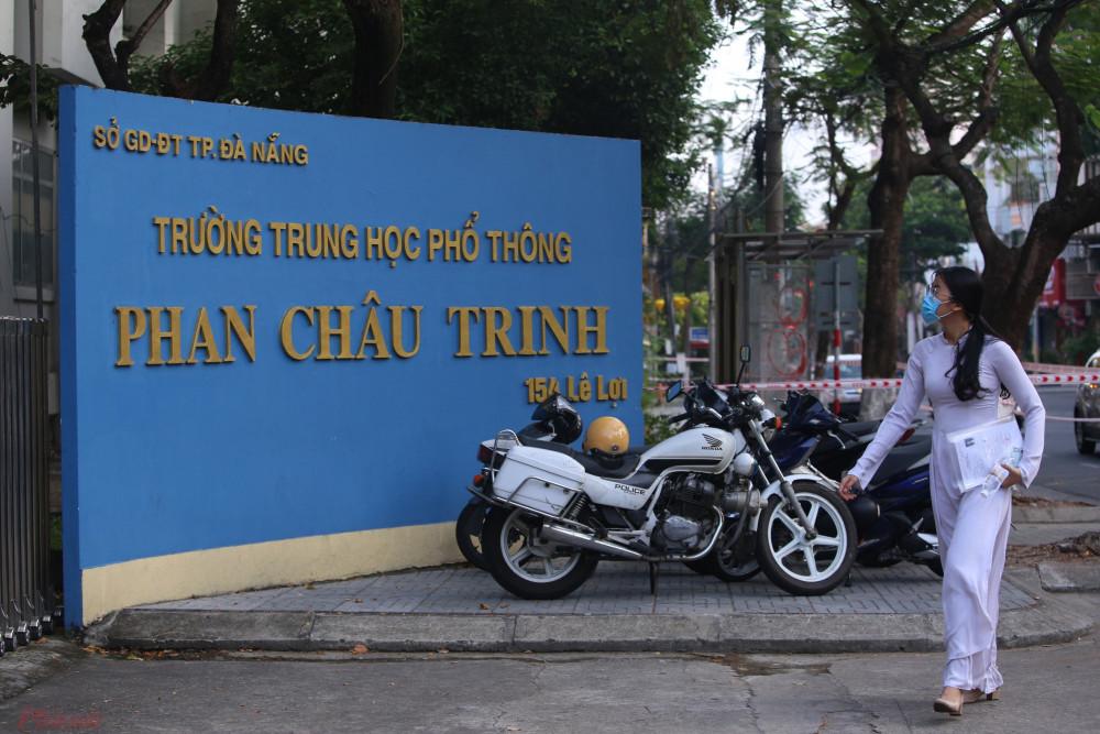 Học sinh THCS và THPT của TP.Đà Nẵng bắt đầu đến trường từ hôm nay