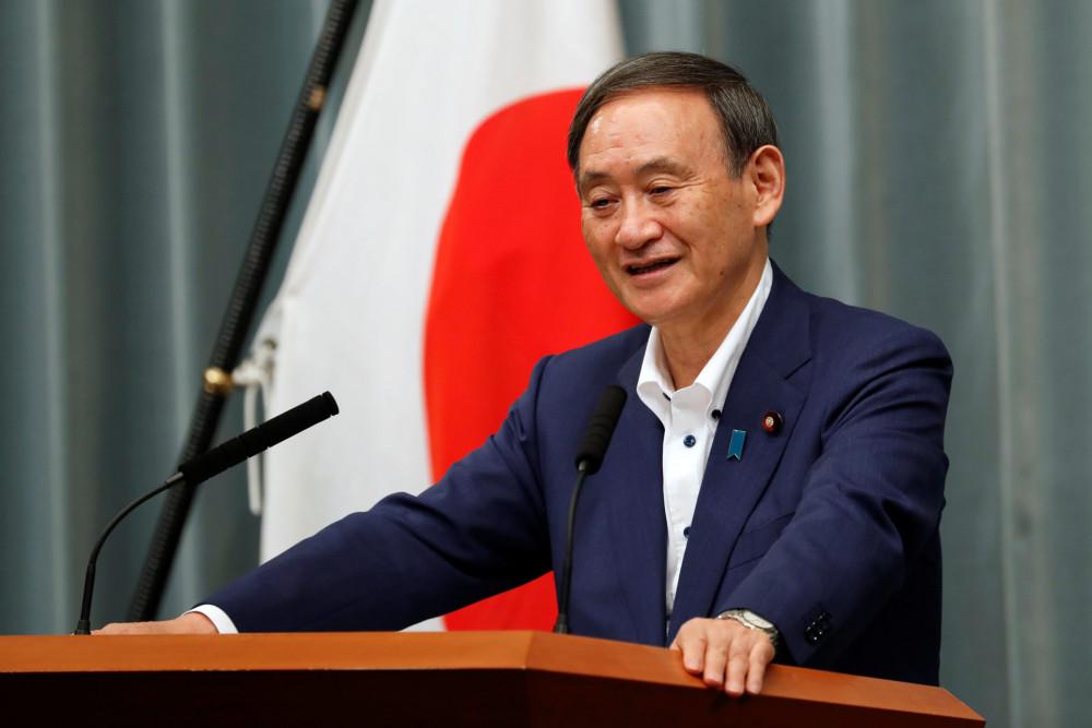 Chánh văn phòng nội các Yoshihide Suga giành thắng lợi trong cuộc đua lãnh đạo đảng cầm quyền.