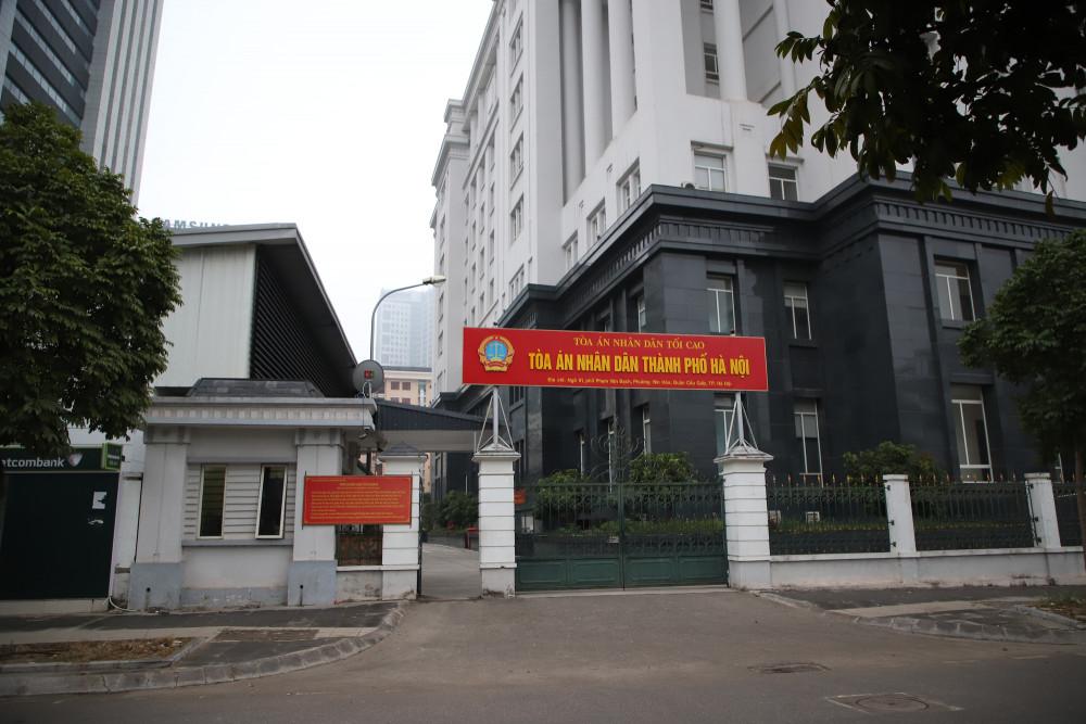 TAND TP Hà Nội sẽ mở phiên tòa xét xử Phạm Văn Chung vào ngày 15/9.