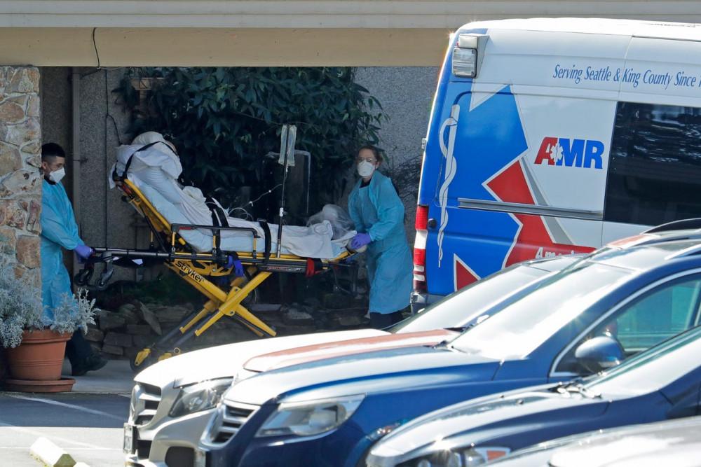 Số ca tử vong vì COVID-19 ở các nhà dưỡng lão tại Mỹ tăng cao khiến chính quyền Liên bang phải có các biện pháp ngăn chặn sự lây lan dịch bệnh - Ảnh: Ted S Warren/AP
