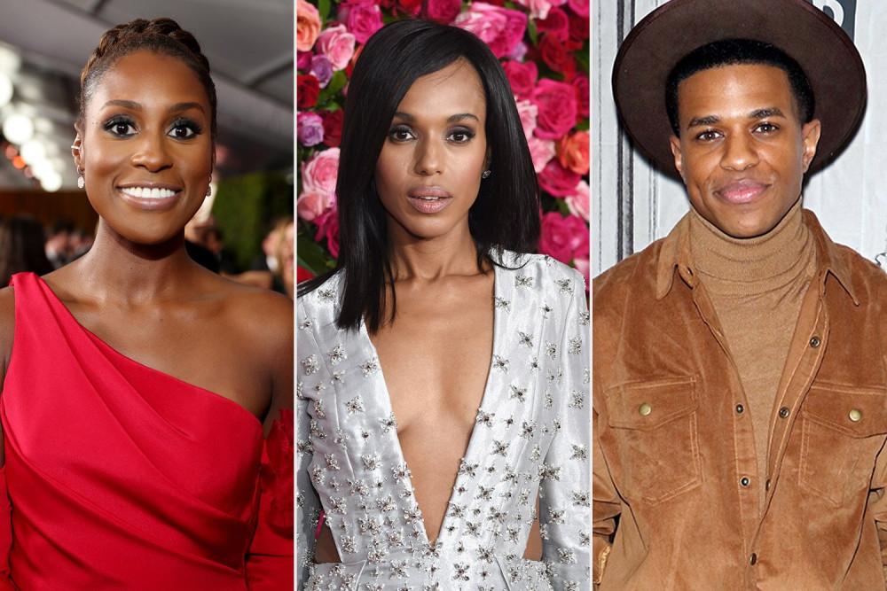 Issa Rae, Kerry Washington, Jeremy Pope xuất hiện trong bảng đề cử của Emmy 2020.