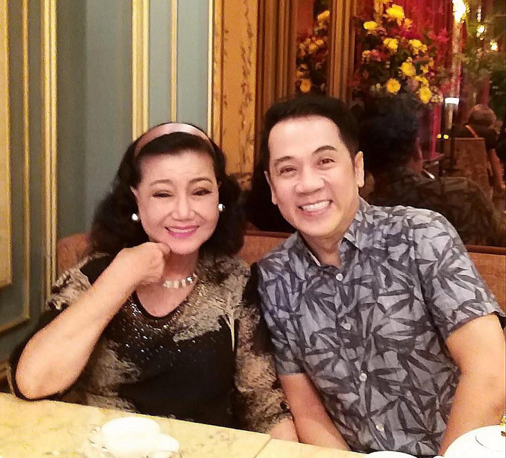 NSƯT Thành Lộc góp mặt trong dự án hồi ký phiên bản audio của NSND Kim Cương