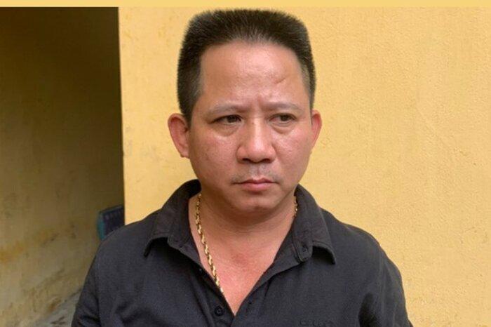Bị can Nguyễn Văn Hiền - Chủ quán Nhắng nướng Hiền Thiện.