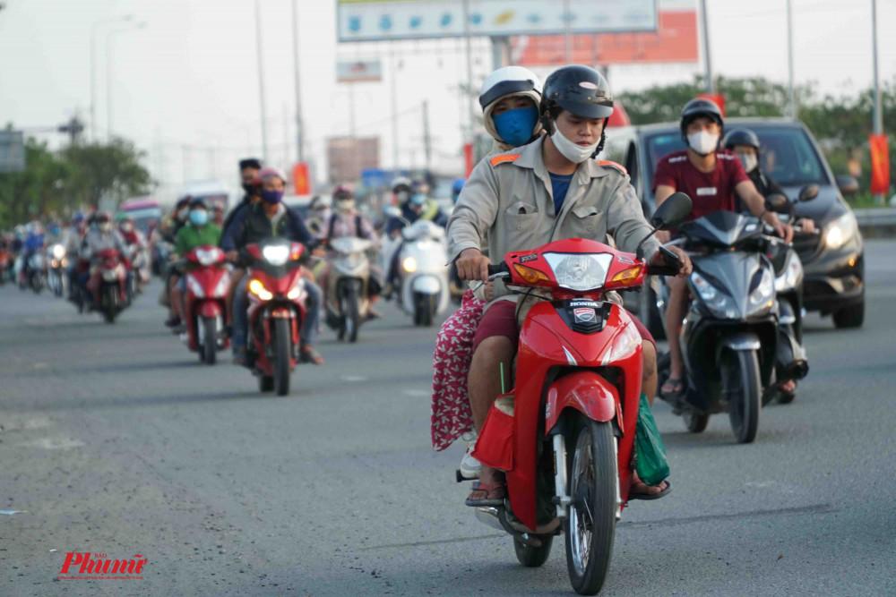 Dự án Luật Bảo đảm trật tự, an toàn giao thông đường bộ là bảo đảm an toàn tính mạng, sức khỏe cho người tham gia giao thông - Ảnh: Tam Nguyên